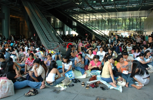 Recruiters want more Pinoy caregivers in Hong Kong