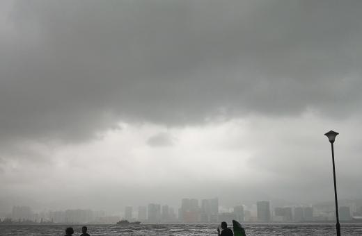 Pinay tourist injured as Typhoon Mangkhut ravages HK