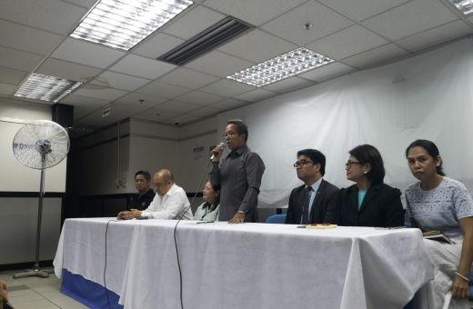 Filcom leaders seek PCG help to amend FDH contract provisions