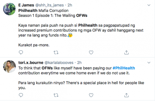 Whistleblower: Philhealth 'mafia' planned to use OFW payments to cover-up embezzled funds