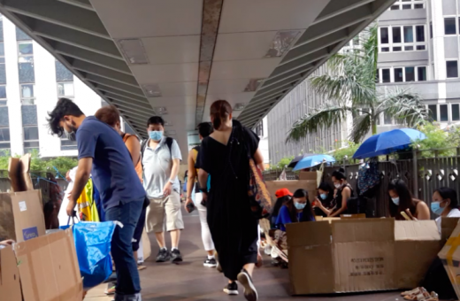 HK domestic worker population increases in September