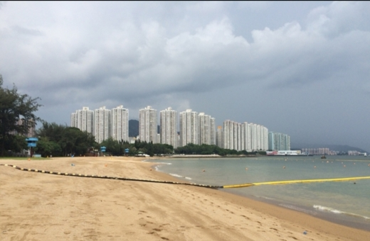 Pinay dies while swimming in HK